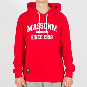 Bluza Mass Fa18 Hood Campus red
