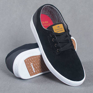 Buty Emerica sp17 the Romero Laced blk/blk/wh