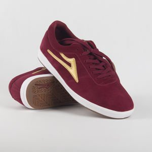 Buty Lakai Fa18 Sheffield Xlk Burgundy Gold