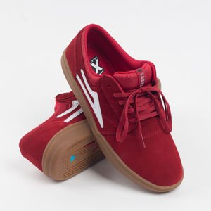 Buty Lakai Sp18 Griffin Xlk Red/Gum Sued