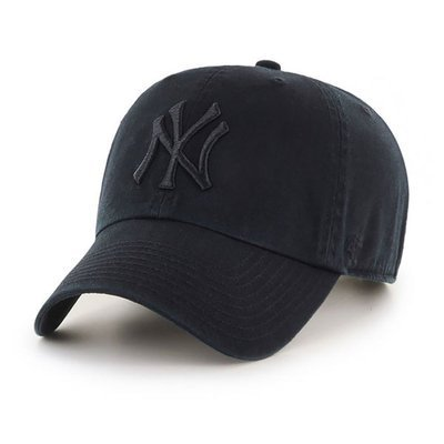 CZAPKA Z DASZKIEM 47 brand MLB New York Yankees Clean Up navy