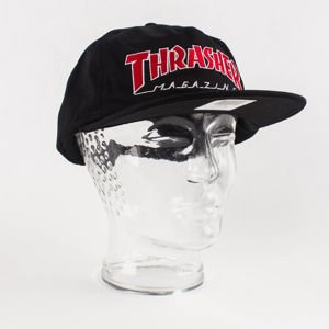 Czapka Thrasher Outlined Snap Blk