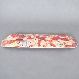 DECK  DK M/L MAPLE 8,5 SMALL BOMB PIZZA