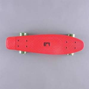 DESKOROLKA Mini Cruiser RAM Strawberry red -22""