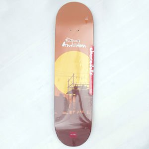 Deck Chocolate Anderson Crail 8.125