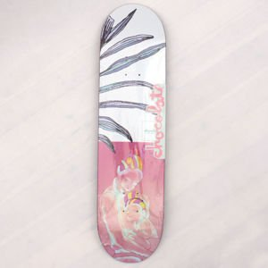Deck Chocolate Anderson Tropicalia Old Shape 8.5