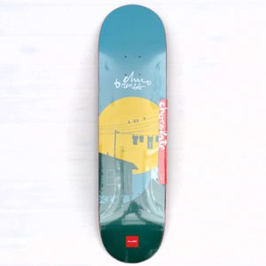 Deck Chocolate Brenes Crail 8.0