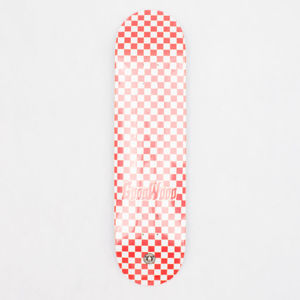 Deska Goodwood Checker Red And Wht 8.13