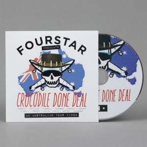 Film FOURSTAR Crocodile Done Deal DVD