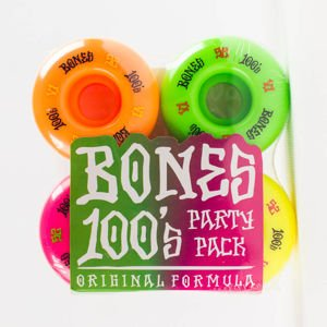 Koła Bones Party Pack #4 52mm 4pk Asst Og Formula V1