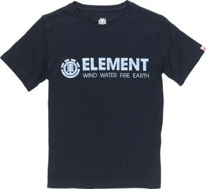 Koszulka Element Fa17 Plys flint Black