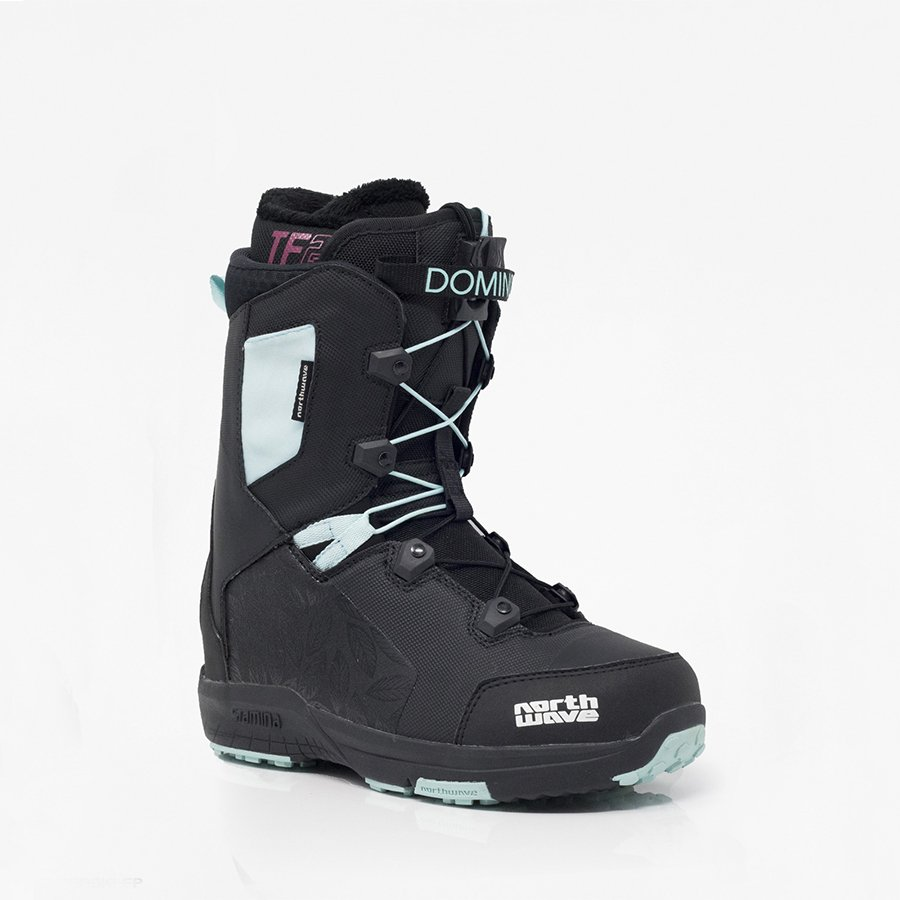 Buty Snowboardowe Damskie North Wave Domino Sl Black Wyprzedaz 30 Citywear Street Shop