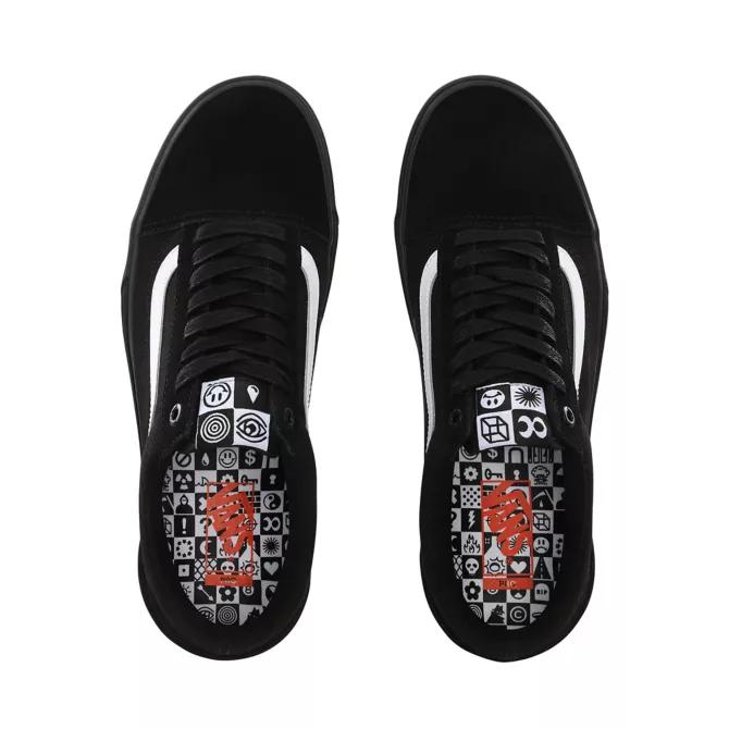 Buty Unisex Vans Old Skool Pro Bmx Cult Black Wyprzedaz 30 Citywear Street Shop