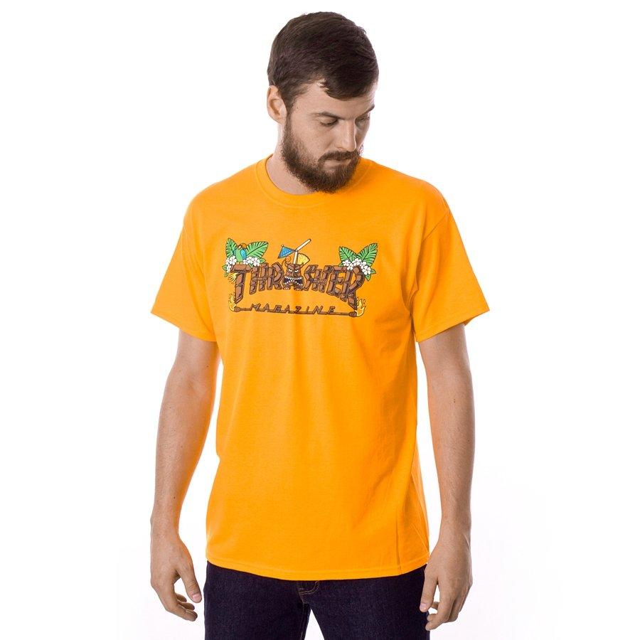 71dc7d1d9 Koszulka Thrasher Tiki Orange   ODZIEŻ \ Koszulki   CityWear. Street ...
