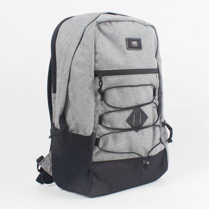 7472515e82600 Plecak Vans Snag Plus Backpack Heather Grey ...