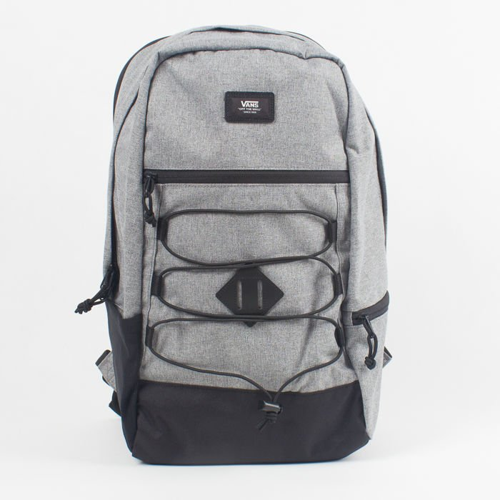 e7369f7803173 ... Plecak Vans Snag Plus Backpack Heather Grey ...