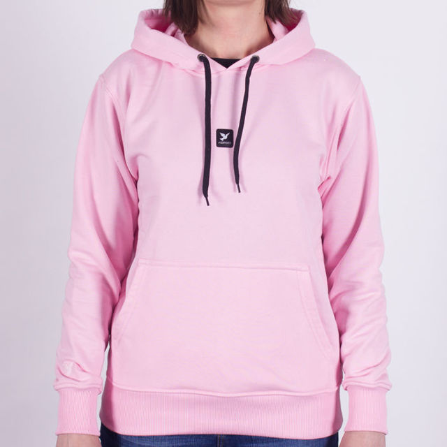 Bluza Nervous Hood Nd SS19 Icon Pink