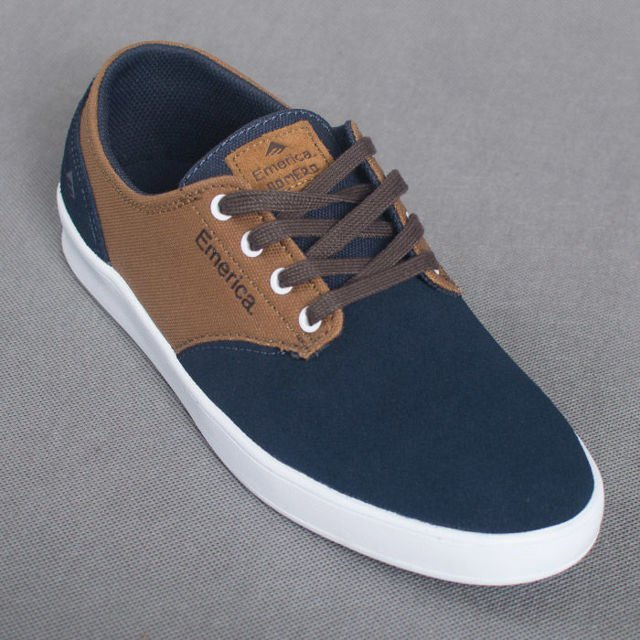 Buty Emerica sp17 The romero laced nvy/brown/wht