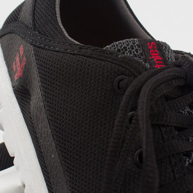 Buty Etnies Sp18 Scout Yb Blk/Dk Grey/Red