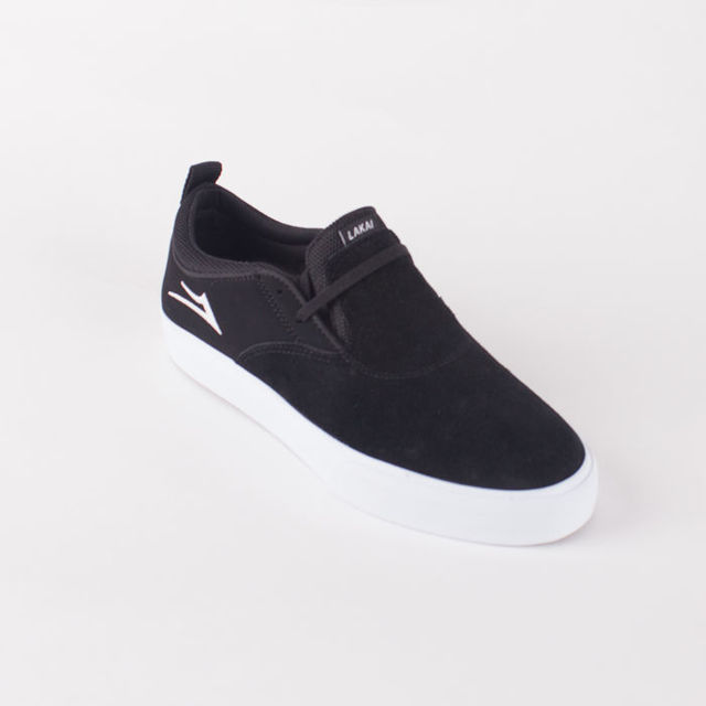 Buty Lakai Sp19 Riley 2 Black Wht Suede
