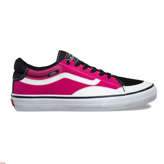 Buty Vans Tnt Advanced Pro Blk/Mgn/Wht