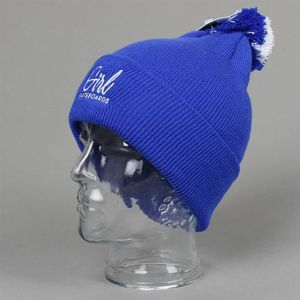 Czapka GIRL S15 Century Pom Pom Royal Blue