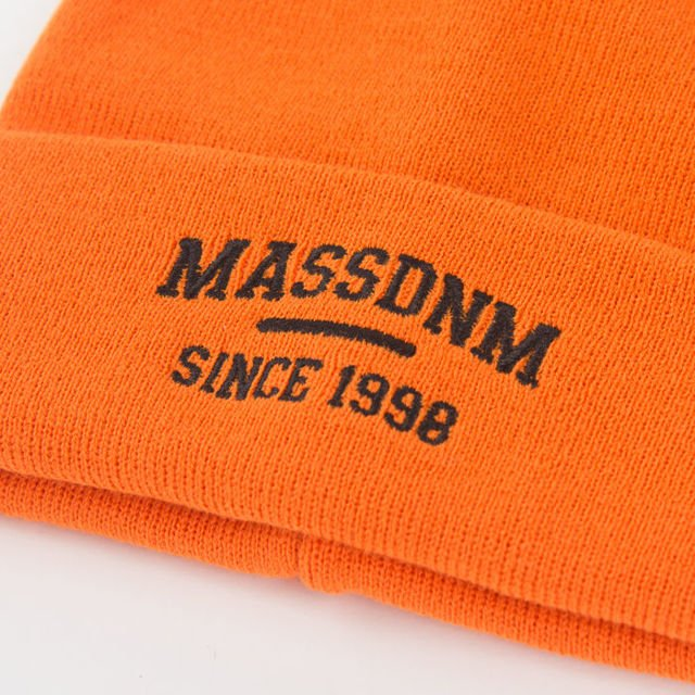 Czapka Mass Beanie Fa18 Campus Orange