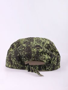 Czapka Nervous 5Panel Fa14 green