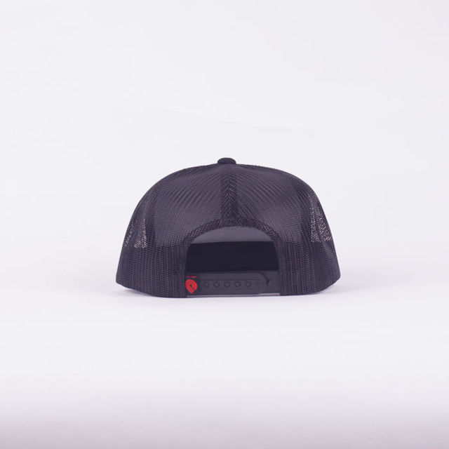 Czapka Powell Trucker Ripper Blk