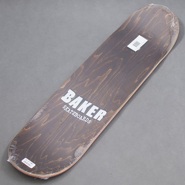 DECK BAKER SB BRAND NAME CHARCOAL 8,0