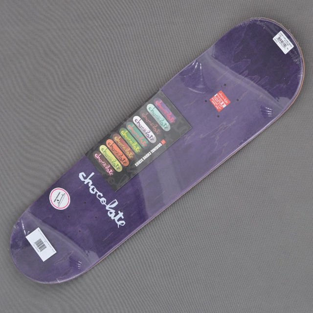 Deck Chocolate Charango 8,0""