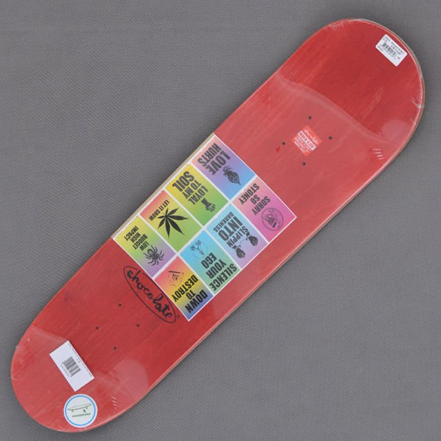 Deck Chocolate Hsu Sing Of The Times 8,25""