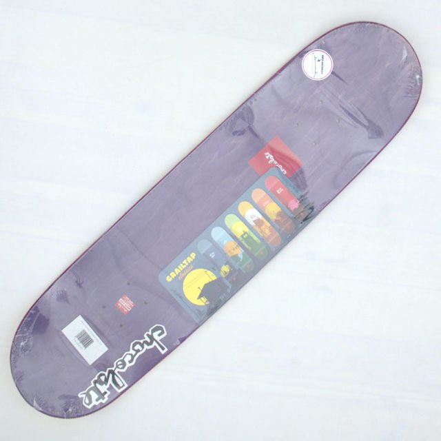 Deck Chocolate Perez Crail 8.37