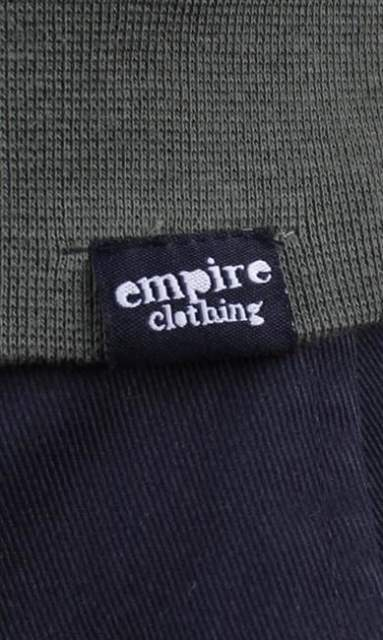 EMPIRE BLUZA BEZ KAPTURA PAINT GREEN