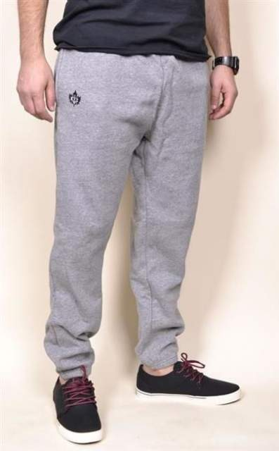 K1X SPODNIE DRESOWE AUTHENTIC SWEATPANTS GREY