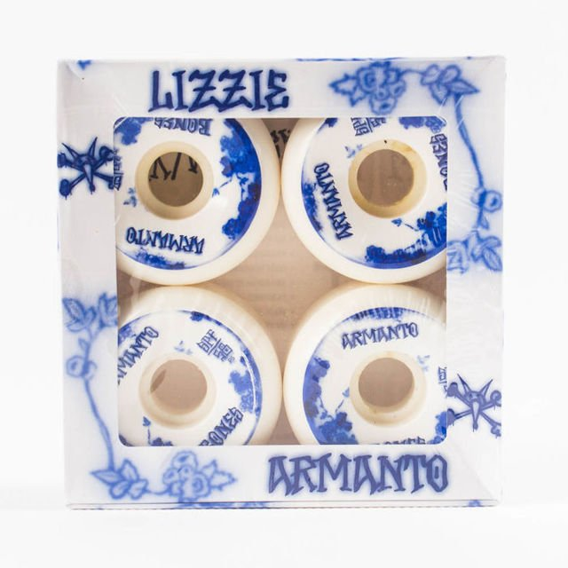 Koła Bones Armanto Blue China 58mm 4pk Skatepark Formula P5