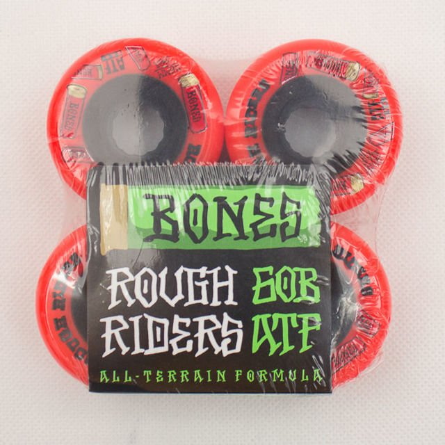 Koła Bones Rough Riders Shodgun 56 4pk Red