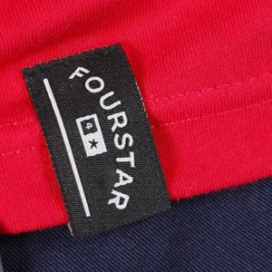 Koszulka FOURSTAR S15 Cities Type Red