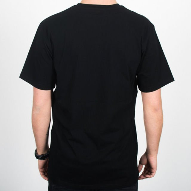 Koszulka Turbokolor ss18 Champange pocket black