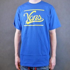 Koszulka Vans Sp12 Dotscript Royal Blue