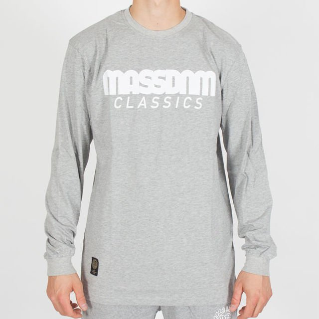 Longsleeve Mass Denim FA18 Classic light grey