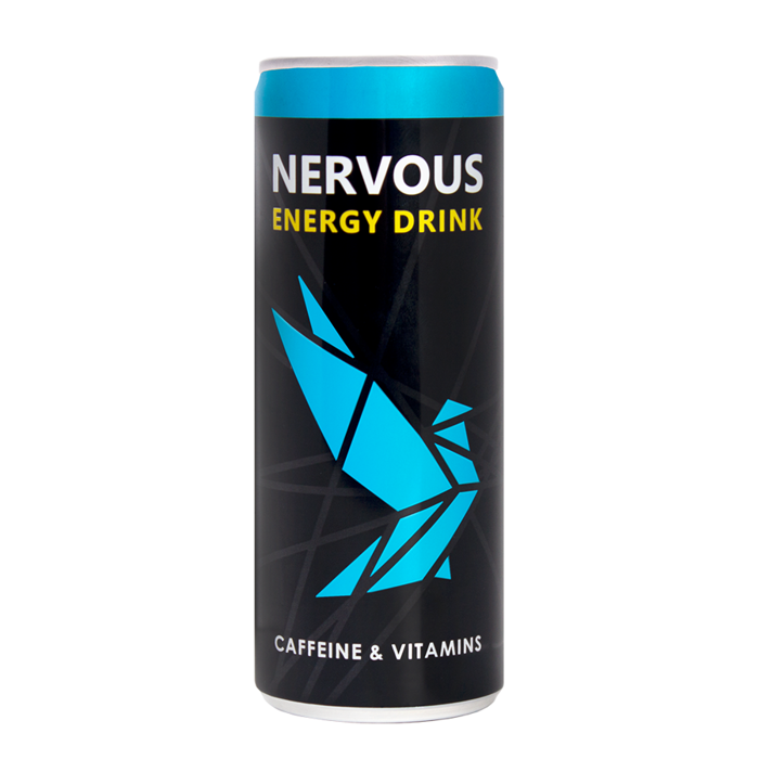 Napój Nervous Energy Drink 250 ml.