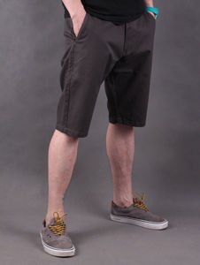 Szorty Nervous SP14 Chino Graphite