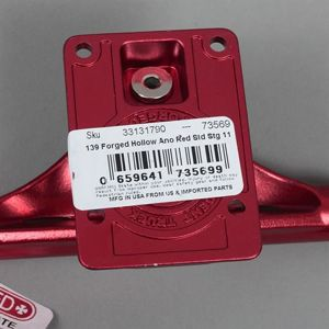 TRUCKI INDEPENDENT F15 STG 11 FORGED HOLLOW ANO RED STD 144